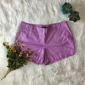 The Limited Lavender Shorts 12P